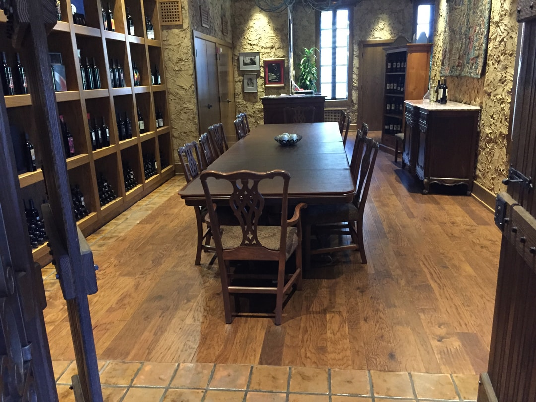 Chateau Ste. Michelle Winery Library